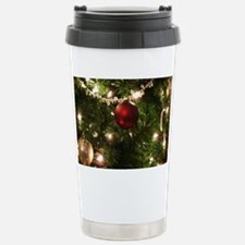 Christmas Tree Ornament Travel Mug