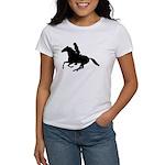 Horse Rider. Sexy Woman Women's T-Shirt
