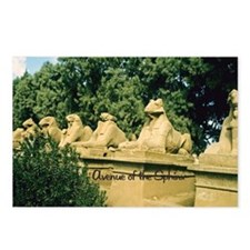 Luxor Egypt Postcards (Package of 8)
