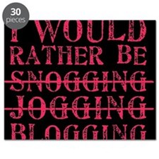 Rather be blogging Puzzle