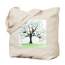 Eau Claire Stray Cats Tote Bag