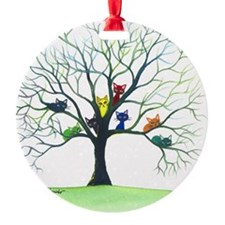 Eau Claire Stray Cats Ornament