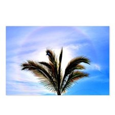Palm Tree Halo Postcards (Package of 8)