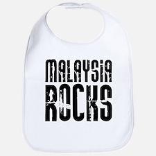 Malaysia Rocks Bib