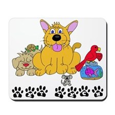 Pet Vet Tech Mousepad