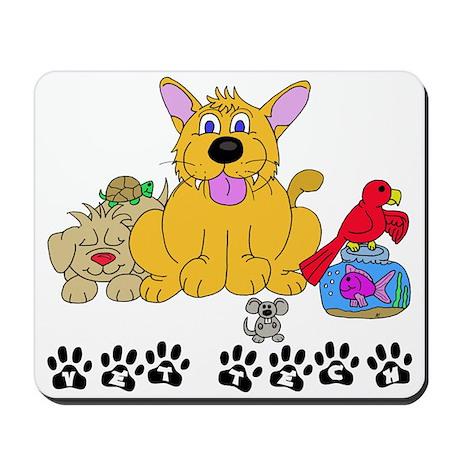 Pet Vet Tech Mousepad