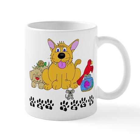 Pet Vet Tech Mug