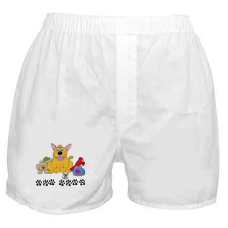 Pet Vet Tech Boxer Shorts