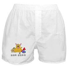 Pet Vet Tech Boxer Shorts