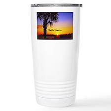Florida Sunrise Travel Mug