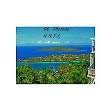 Saint Thomas 5'x7'Area Rug