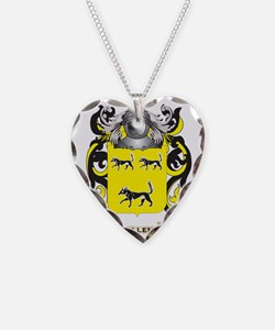 Allen-England Coat of Arms Necklace