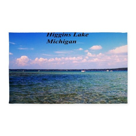 Higgins Lake 3'x5' Area Rug