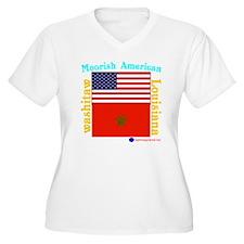 Moorish American_ T-Shirt