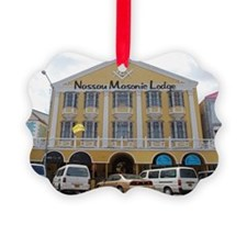 Nassau Lodge Ornament