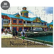 Nassau Bahamas Puzzle