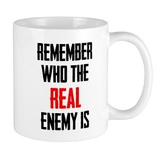The Real Enemy Mugs