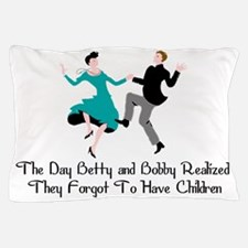 Child-Free By Choice Blissful Moment Pillow Case