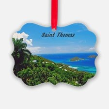 St. Thomas Ornament