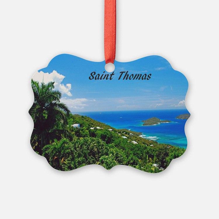 St. Thomas Ornament