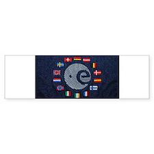 European Space Agency Bumper Bumper Sticker