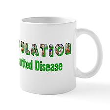 Over-population Mug