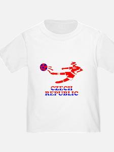 Czech Soccer Player T