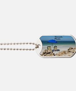 Siesta Key Dog Tags