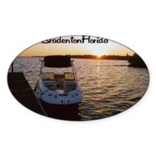 Florida Sunrise Decal