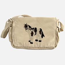 Pony Messenger Bag