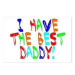 I Have The Best Daddy Postcards (Package of 8)