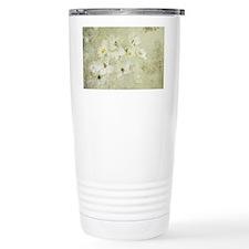 Wild Roses Travel Coffee Mug