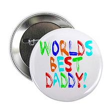 World's Best Daddy Button