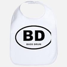 Bass Drum Bib
