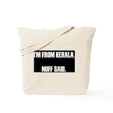 Kerala Respect Tote Bag