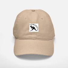 kangaroo Baseball Baseball Cap