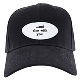 And also with you Black Hat