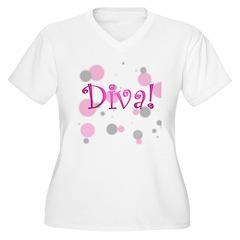Plus Size Diva Wear T-Shirt