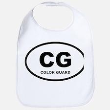 Color Guard! Bib