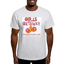 Girls Getaway Bachelorette Bash 2014 T-Shirt