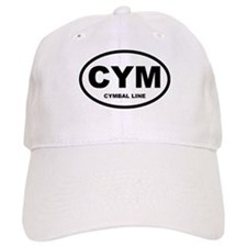 Cymbals! Baseball Cap