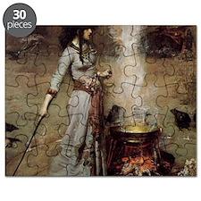Magic Circle tee Puzzle
