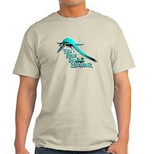 Nessie Aqua T-Shirt