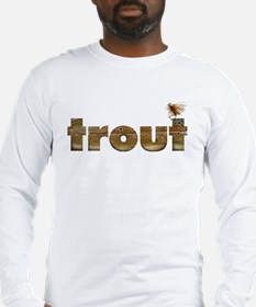 trout Long Sleeve T-Shirt