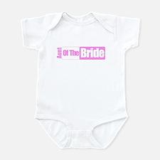 Aunt of the Bride Infant Bodysuit