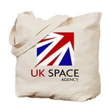 United Kingdom Space Agency Tote Bag