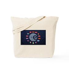 European Space Agency Tote Bag