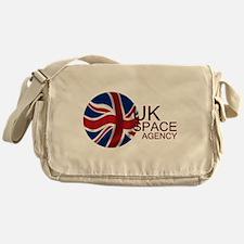 United Kingdom Space Agency Messenger Bag