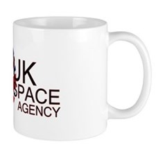 United Kingdom Space Agency Mug