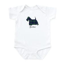 Terrier - Forbes dress Infant Bodysuit